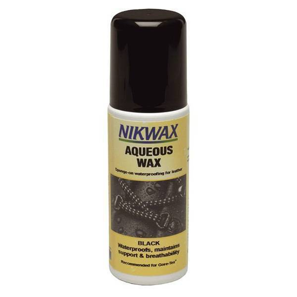 NIKWAX AQUEOUS WAX BLACK 125 ML