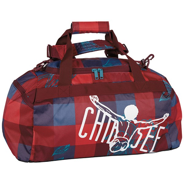 Chiemsee športna - fitnes torba Matchbag Medium