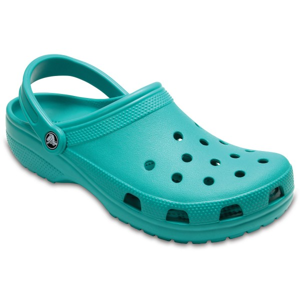 Crocs natikači Classic Tropical Teal.