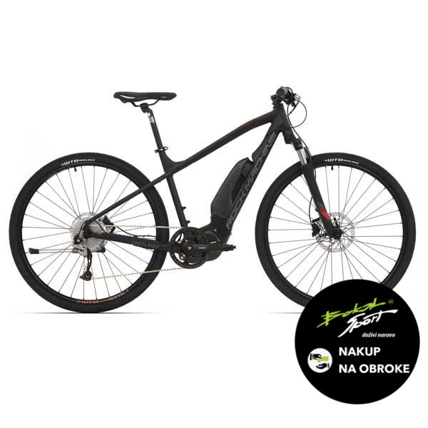 TESTNO ELEKTRIČNO KOLO ROCK MACHINE CROSSRIDE e500