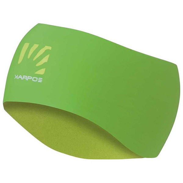 Karpos trak headband Green.