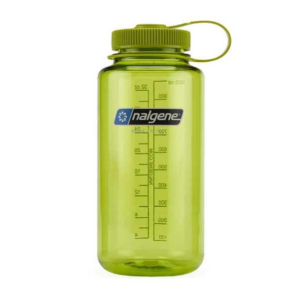 Nalgene steklenica Wide Mouth Green.